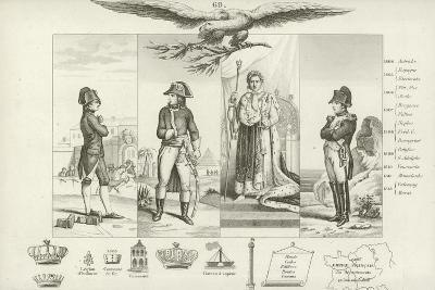 Napoleon Bonaparte--Giclee Print