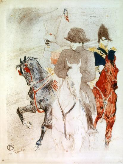 Napoleon, C1895-Henri de Toulouse-Lautrec-Giclee Print
