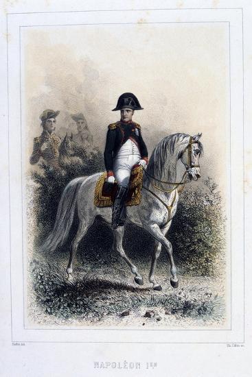 Napoleon I, 1859-Auguste Raffet-Giclee Print