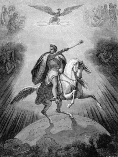 Napoleon I, C1800-1820--Giclee Print