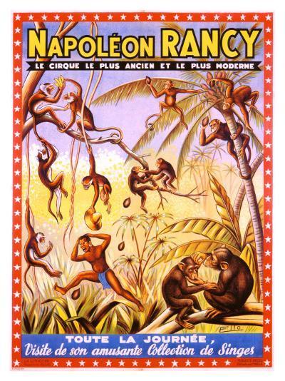 Napoleon Rancy- Ello-Giclee Print
