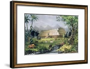 Noah's Ark, Pub. by Currier and Ives, New York by Napoleon Sarony