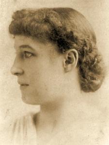 Portrait of Lillie Langtry, C.1887 by Napoleon Sarony