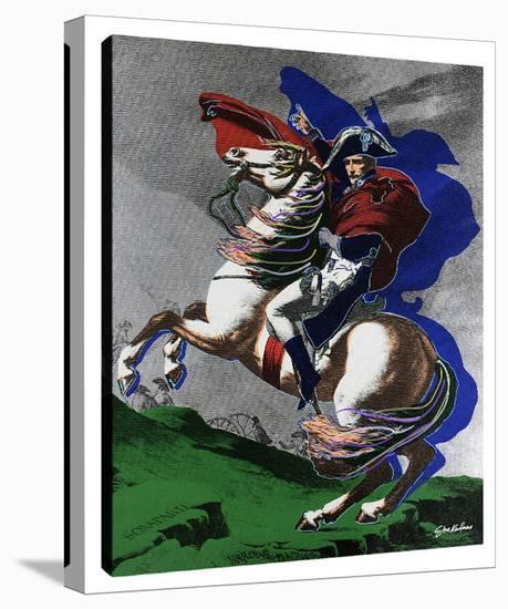 Napoleon-Steve Kaufman-Gallery Wrapped Canvas