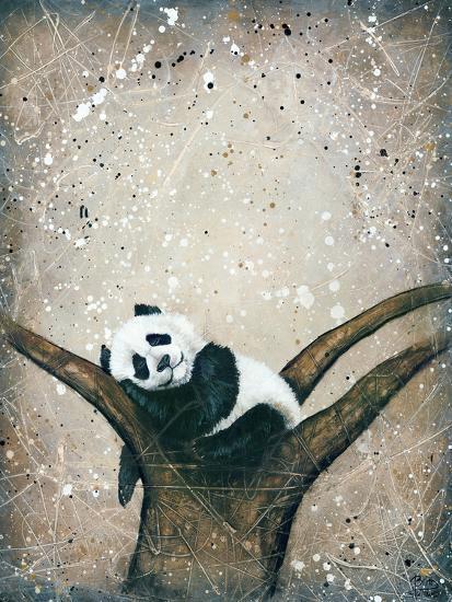 Naptime-Britt Hallowell-Art Print