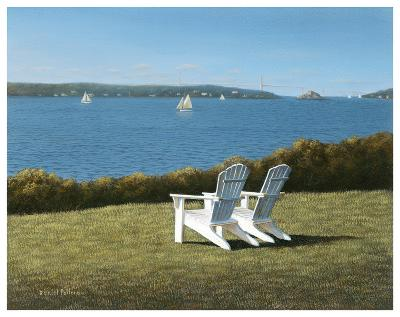 Narragansett Bay-Daniel Pollera-Art Print