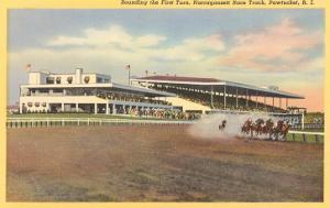 Narragansett Race Track, Pawtucket, Providence, Rhode Island