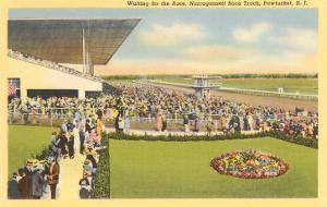 Narragansett Race Track, Pawtucket, Rhode Island