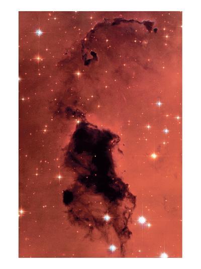 NASA - Dust Clouds in the Milky Way--Art Print