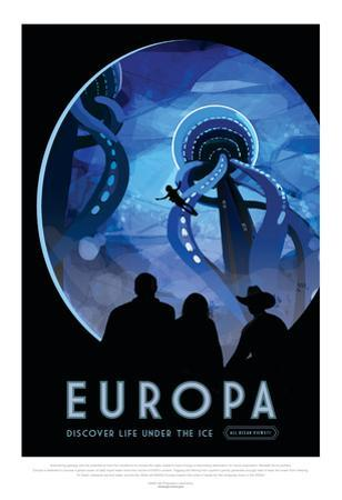 NASA/JPL: Visions Of The Future - Europa
