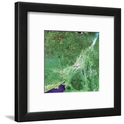 NASA - Montreal--Framed Art Print
