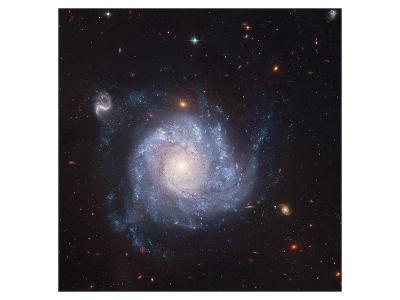 NASA - NGC 1309--Art Print