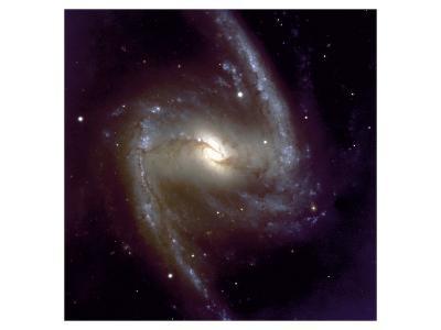 NASA - NGC 1365--Art Print