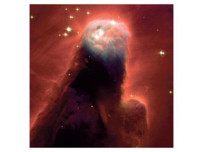NASA - The Cone Nebula NGC 2264--Art Print