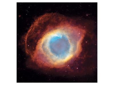 NASA - The Helix Nebula--Art Print