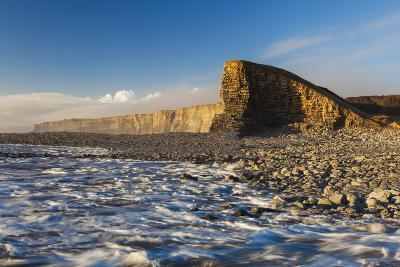 Nash Point, Glamorgan Heritage Coast, Wales, United Kingdom, Europe-Billy-Photographic Print