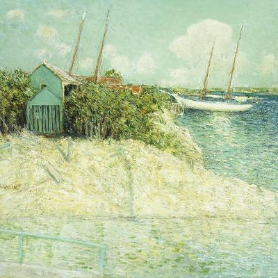 Nassau, Bahamas-Julian Alden Weir-Giclee Print