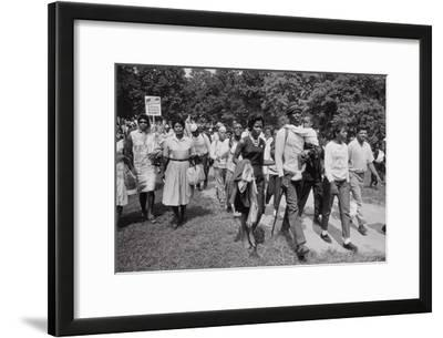 The March on Washington: Freedom Walkers, 28th August 1963