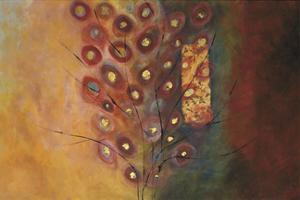 The Silent Life of Trees II by Natalia Morley Russell