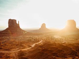 Monument Valley 2 by Natalie Allen