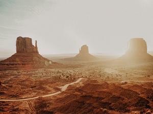 Monument Valley 3 by Natalie Allen