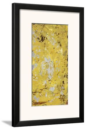 Silvery Yellow II by Natalie Avondet