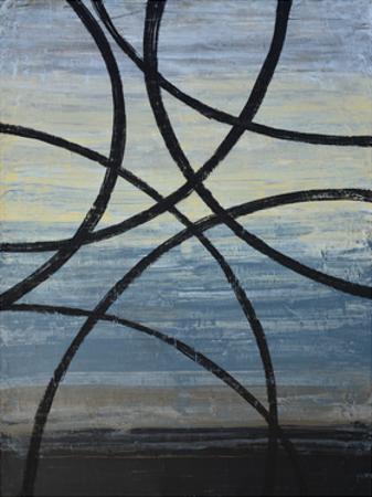 Tangled Loops II by Natalie Avondet