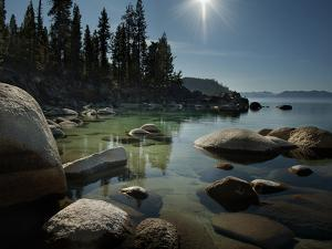 Heaven over Tahoe by Natalie Mikaels