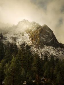 Majestic Peak by Natalie Mikaels