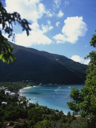 Cane Garden Bay, Tortola, British Virgin Islands by Natalie Tepper