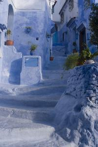 Chefchaouen, Morocco by Natalie Tepper