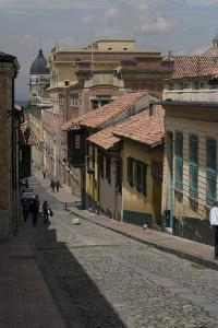 La Candelaria (Old Section of the City), Bogota, Colombia by Natalie Tepper