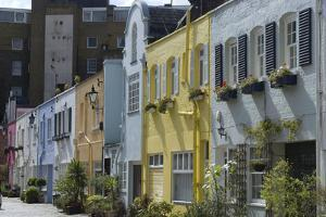Mews Houses by Natalie Tepper