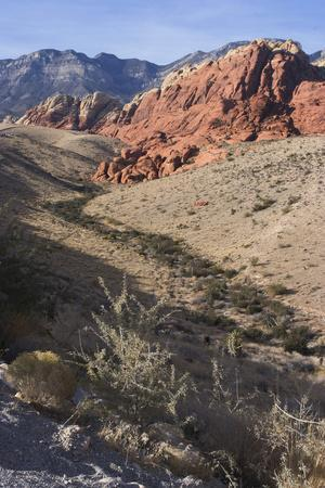 Red Rock National Conservation Area, Las Vegas, Nevada, United States