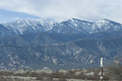 San Bernardino Mountains, Los Angeles by Natalie Tepper