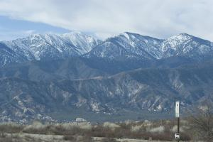 San Bernardino Mountains, Los Angeles by Natalie Tepper
