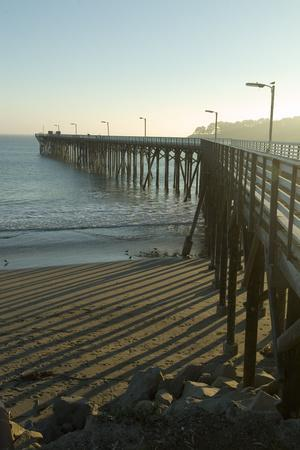 San Simeon Pier, California