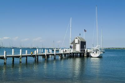 Vineyard Haven, Marthas Vineyard, Massachusetts by Natalie Tepper