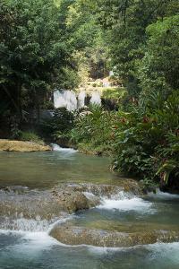 Ys Falls, Jamaica by Natalie Tepper
