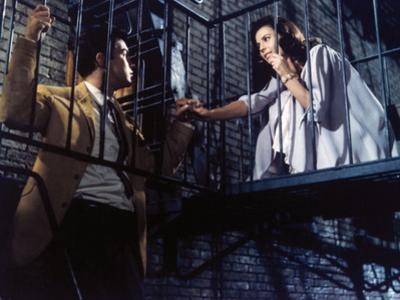 "Natalie Wood, Richard Beymer. ""West Side Story"" 1961, Directed by Robert Wise"