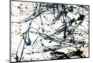 Abstract Art Creative Background. Hand Painted Background. by Nataliya Sdobnikova