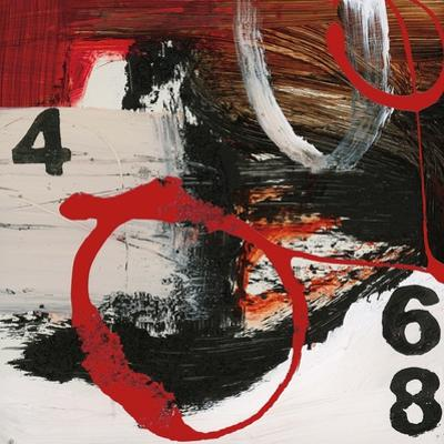 Abstract Numbers by Natasha Barnes