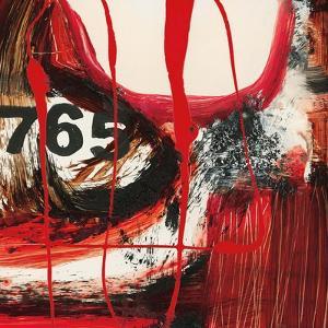 Abstract Numerals by Natasha Barnes