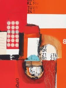 Abstract Story 2 by Natasha Barnes