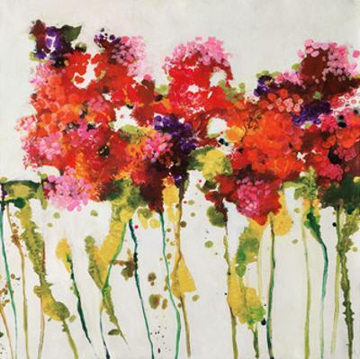 Dandy Flowers I by Natasha Barnes