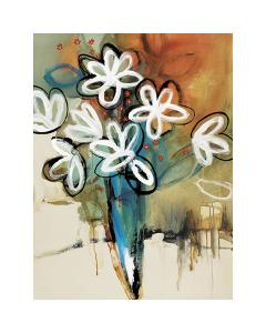 Floral Trance I by Natasha Barnes