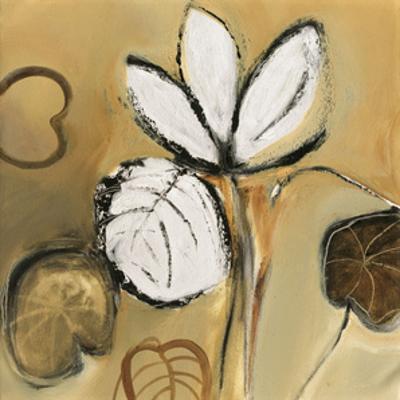 Lily Pond I by Natasha Barnes