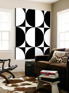 Monochrome Patterns 5 by Natasha Marie