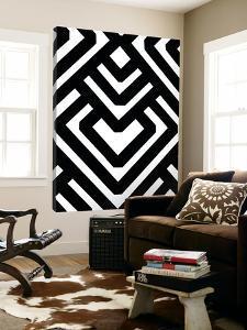 Monochrome Patterns 6 by Natasha Marie