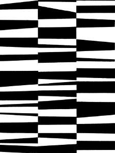 Monochrome Patterns 7 by Natasha Marie
